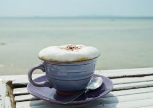 café plage